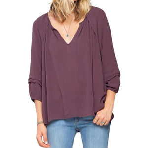Gentle Fawn Gwen Peasant Top